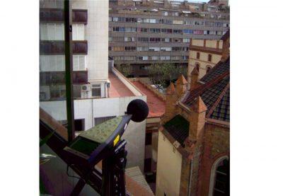 vibracion en edificios