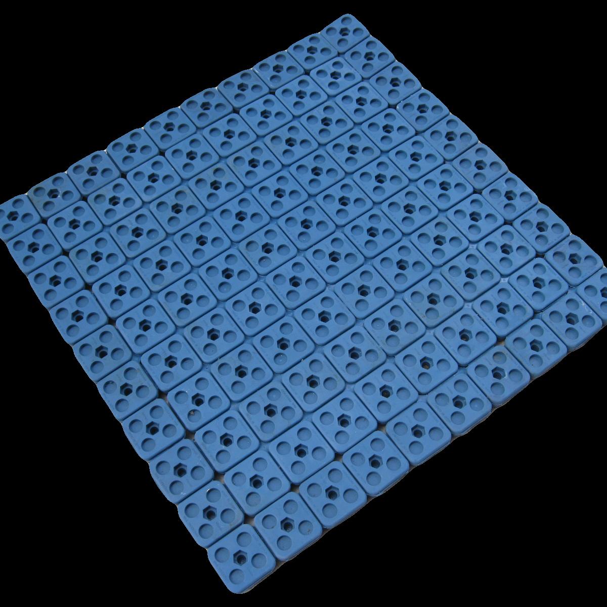 alfombrilla antivibratoria multipad